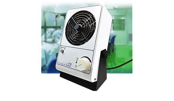 Ventilador de aire ionizante antielectrostático con ionizador ...