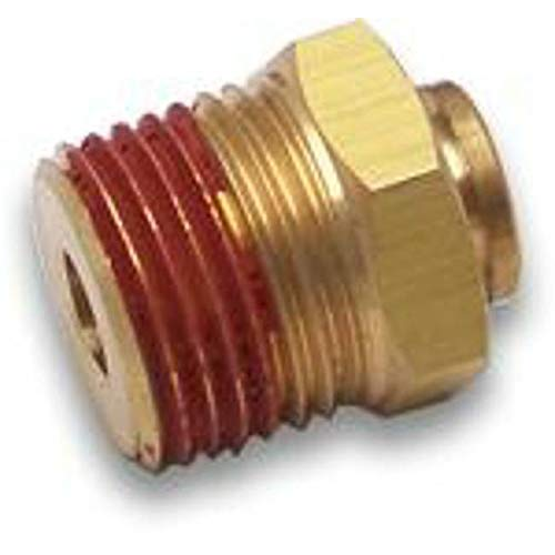 MAKEITHAPPEN 38 in. Push to .25 in. NPT Male Air Fitting