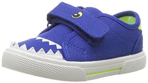 Carters Kids Arya Boys Girls Novelty Slip-On Sneaker