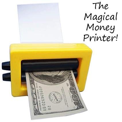 Buy KSHOP Plastic Magic Maker Wonder Trick Printing Machine