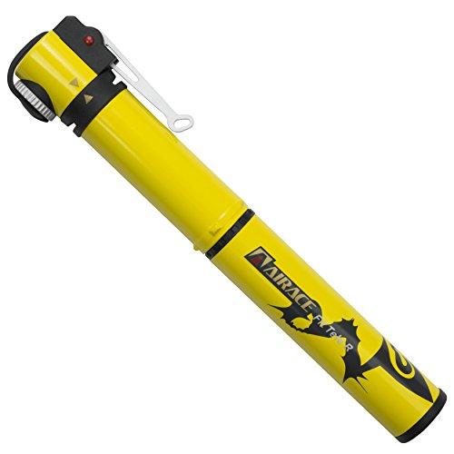 Airace [전 5 색] 자전거 펌프 휴대용 펌프 미니 펌프 소형 불교 식 미식 영어 밸브 대응 대만 제