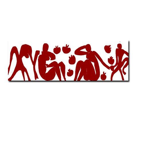 Cuadro arte famoso – Matisse – Pintura figurativa moderna formato grande, decoracion hogar, medidas 160x60cm, color