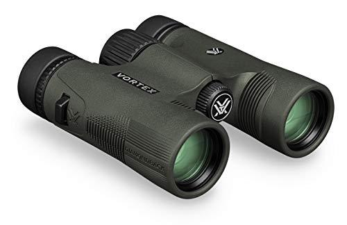 - Vortex Optics Diamondback HD 10x28 Binoculars