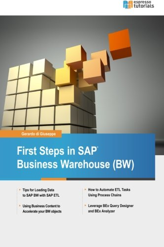 First Steps in SAP Business Warehouse (BW) PDF