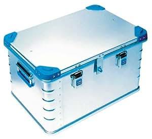 Zarges Euro Box Caja de transporte 40707-600X 400X 340mm Volumen 60L)