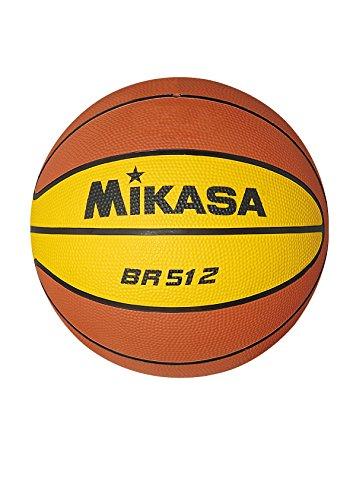 MIKASA Basketball BR 512 - Pelota de Baloncesto (Infantil ...