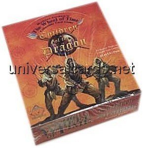 Wheel of Time: Children of the Dragon Booster Box