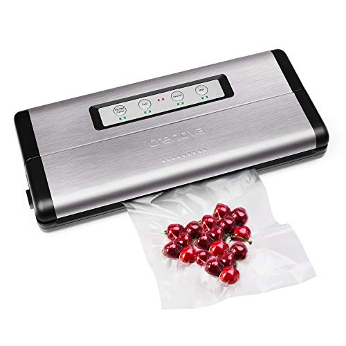 Crenova VS100S Vacuum Sealer 201...