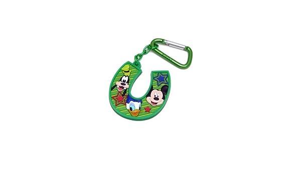 Mickey Mouse y sus amigos de la letra U Laser Cut Llavero ...