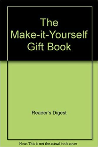 The make it yourself gift book amazon readers digest the make it yourself gift book amazon readers digest 9780864388919 books solutioingenieria Choice Image