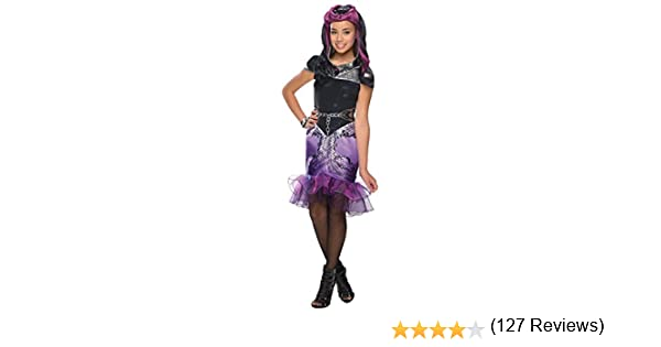 Ever After High - Disfraz de Raven Queen para niña, infantil 8-10 ...