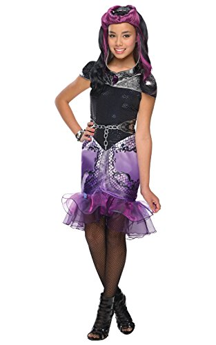 Rubies Ever After High Child Raven Queen Costume, Child Medium (Best Costumes Halloween Ever)