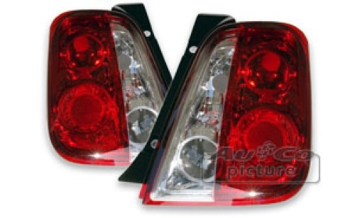 Rü ckleuchten Fiat 500 AuCo