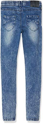 Medium Blue Denim Medium IT NAME Niñas Jeans Azul Denim para Blue qwPgX4ap