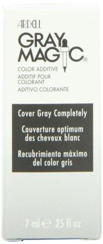 Ardell Hair Color Bottle, Gray Magic, 0.25 ()