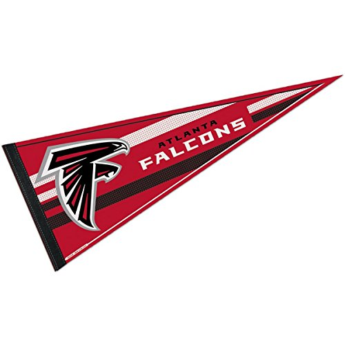 NFL Atlanta Falcons WCR63758013 Carded Classic Pennant, 12