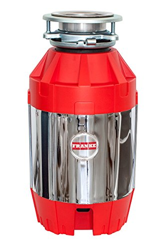 Franke FWDJ125 1 1/4 HP Disposer, 16 x 9 x 12.5, Silver
