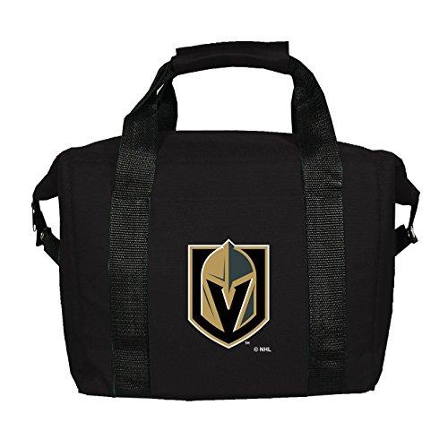 Kolder NHL Vegas Golden Knights Kooler Bag, One Size, Team Color