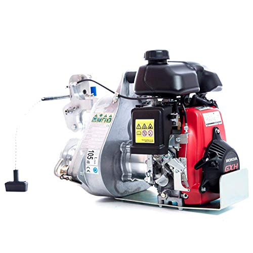 (Portable Winch Gas-Powered Pulling/Lifting Winch 550 Pound - PCH1000)