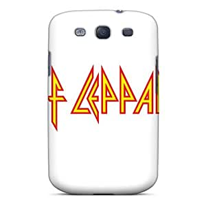 Best Hard Phone Covers For Samsung Galaxy S3 With Support Your Personal Customized Realistic Def Leppard Band Pictures ChristopherWalsh