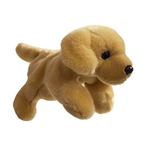 The Puppet Company Full-Bodied Animal  Hand Puppets Labrador (Yellow)