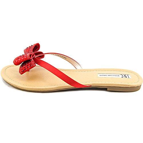 30e6bb4e3bf durable modeling INC International Concepts Malissa Open Toe Canvas Thong  Sandal
