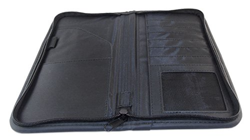 Passport Holder/Travel ID Wallet - Nylon