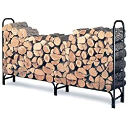 Landmann 82433 8-Foot Firewood Log Rack Only
