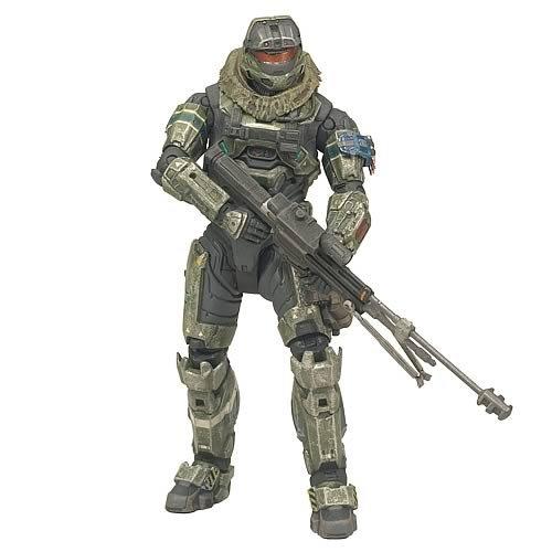 Halo Reach Series 3 Jun Action Figure