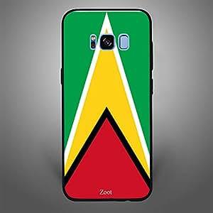 Samsung Galaxy S8 Plus Guyana Flag