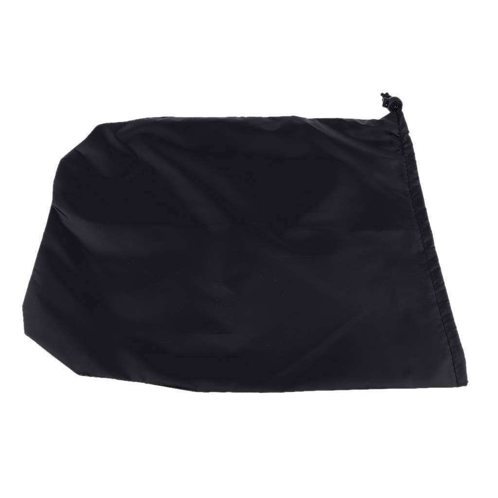 Noir Sharplace 2pcs Housse de R/étroviseur Voiture Miroir Glace Protection Automobile Universelle