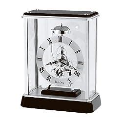 Bulova Vantage Tabletop Clock