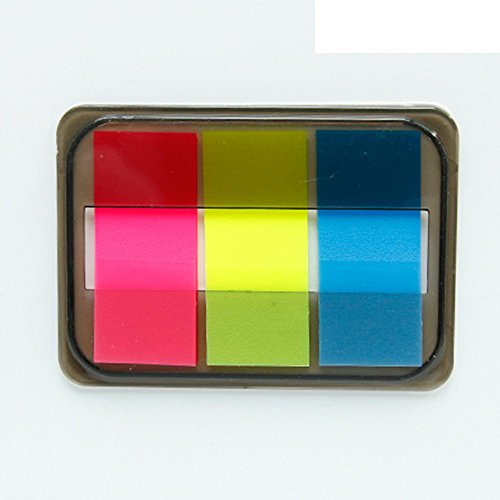 (BB67 Colorful Memo Pad Sticky Note Page Marker Home School Office Paper Sticke Stationery Gift )