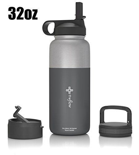 The Flow Stainless Steel Water Bottle, D - Flow Metal Shopping Results