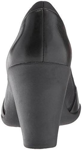 Clarks Womens Adya Maia Dress Pump In Pelle Nera