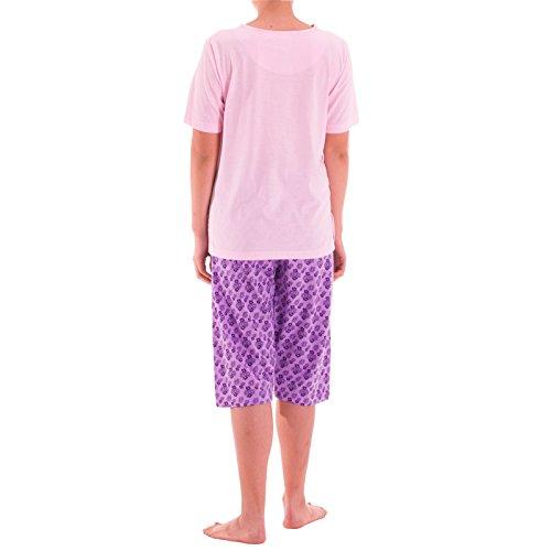 Zeitlos - Pijama - para mujer Rosa