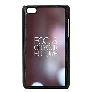 Focus On Your Future Cases For Ipod Touch 4 Black