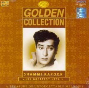 Golden Collections Shammi Kapoor . His Greatest Hits. (2 Cds)