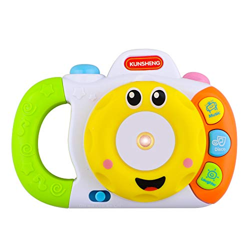 Toy Gift for 6-12 Month Girl Baby, Camera Toy for 9-18 Month Boy Kid Learning Toy for 1-3 Year Old Girls Boys Gift Age 1 Kids Birthday Present 12-24 Month Girls Gift for 2-4 Year Old Toddler Baby