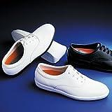 Dinkles Vanguard Marching Band Shoes (Medium 9.5, Black)