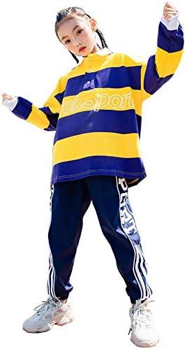 キッズ ダンス 衣装 キッズダンス衣装 ヒップホップ 女の子 男の子 HIPHOP 子供 ポロシャツ パンツ ジャズダンス ステージ衣装 ゆったり 練習着 演出 ジャズダンス ステージ衣装 練習着 演出服 お揃い 大量注文対応 (パンツ1点, 160)