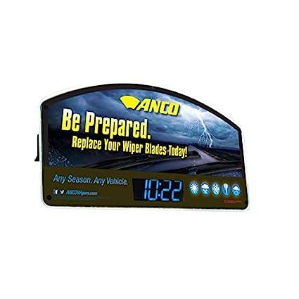 Amazon.com: Anco Windshield Wiper Blade Assortment and Merchandiser ...