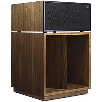 klipsch forte 3. klipsch la scala ii speaker - walnut (each) forte 3
