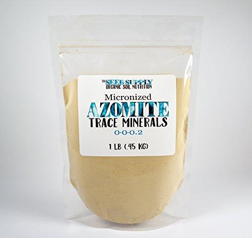 Pound Azomite Organic Essential Minerals