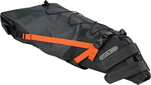 Ortlieb Bike Packing Seat-Pack, Gray/Black