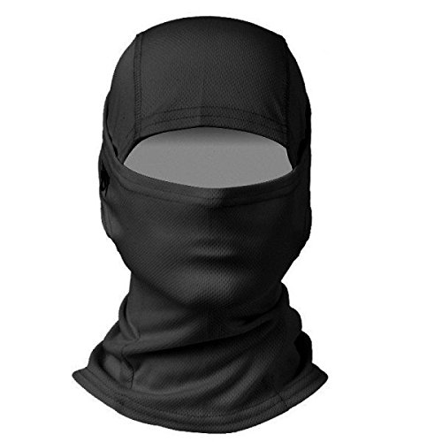 Confront Cloak - Motorcycle Windproof Mask Anti Scarf Hood - Aspect Fount Grimace Masquerade Effrontery Masque Look Brass Expression Cheek Dissemble Font Boldness Facial - 1PCs