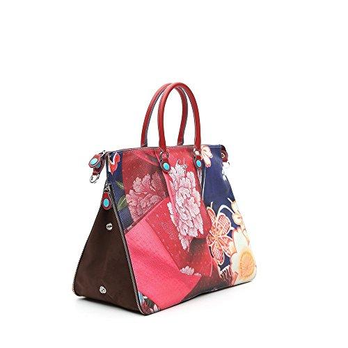 Gabs franco gabbrielli WEEKSTUDIO-I17 PN Shopper Accesorios Rosa