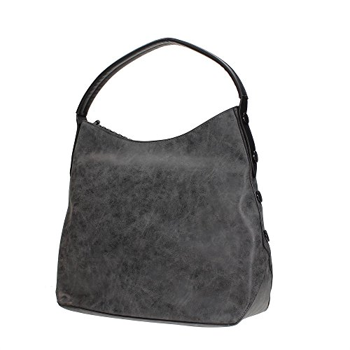 CafÈnoir accessori Shopping bag borsa donna nero BN003