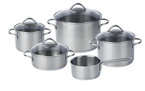 Stainless Steel Casserole Best Kitchen Pans For You