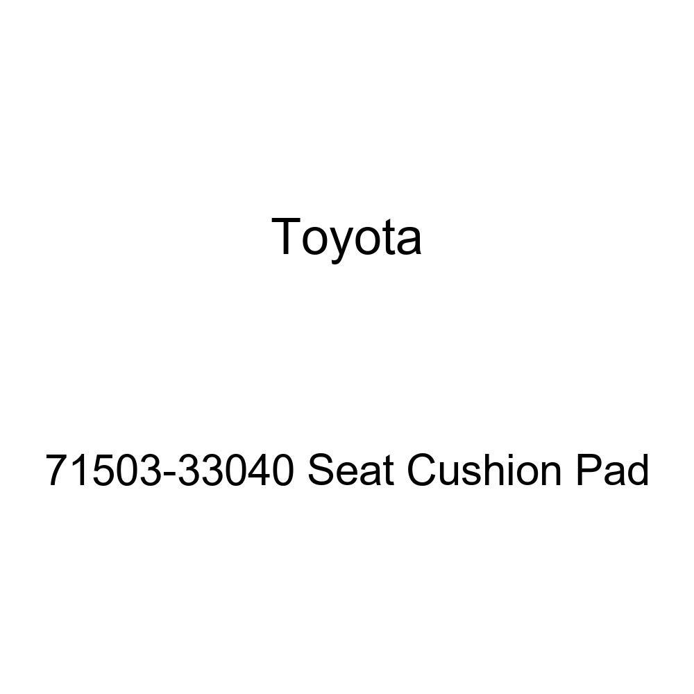 Toyota Genuine 71503-33040 Seat Cushion Pad